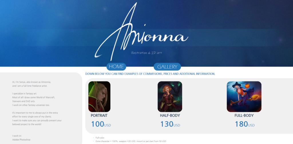 amionna.com